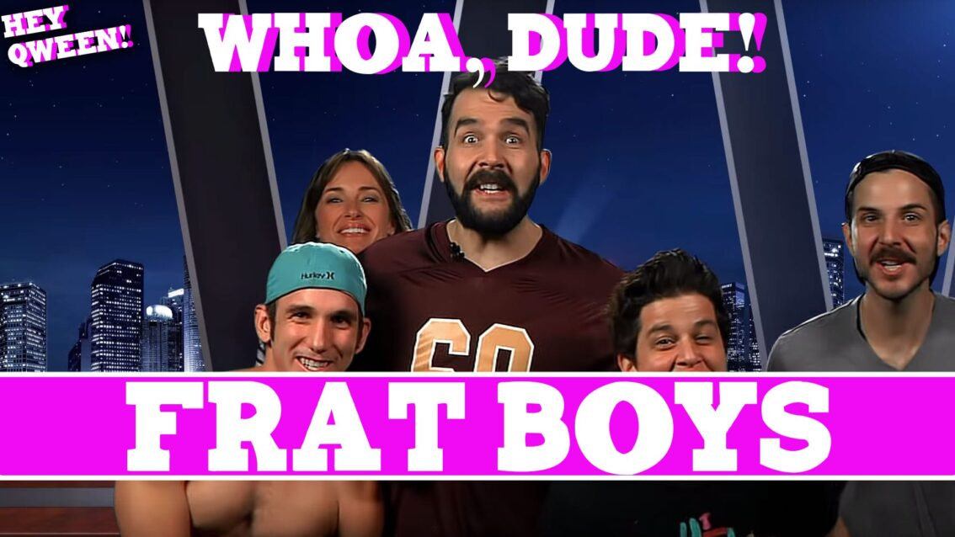 Whoa, Dude! Frat Boys, Episode 102