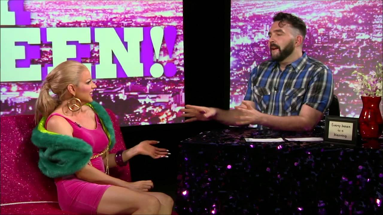 Hey Qween! BONUS: Courtney Act On Her Non Stop Gay Pride Tour