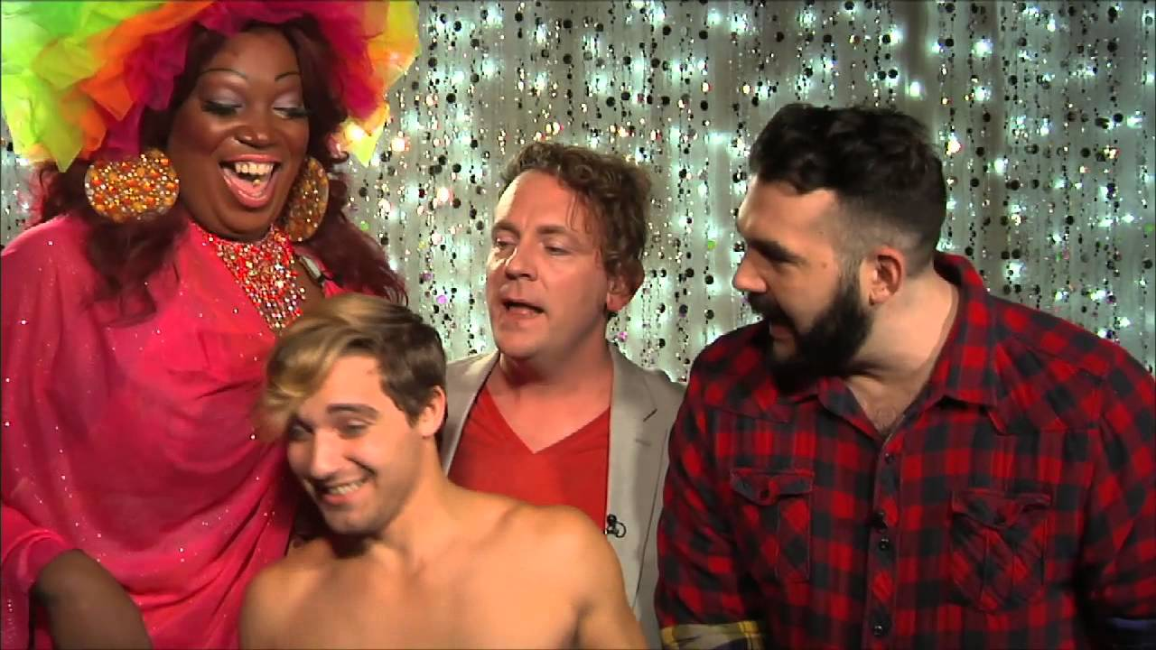 Drew Droege on Hey Qween!