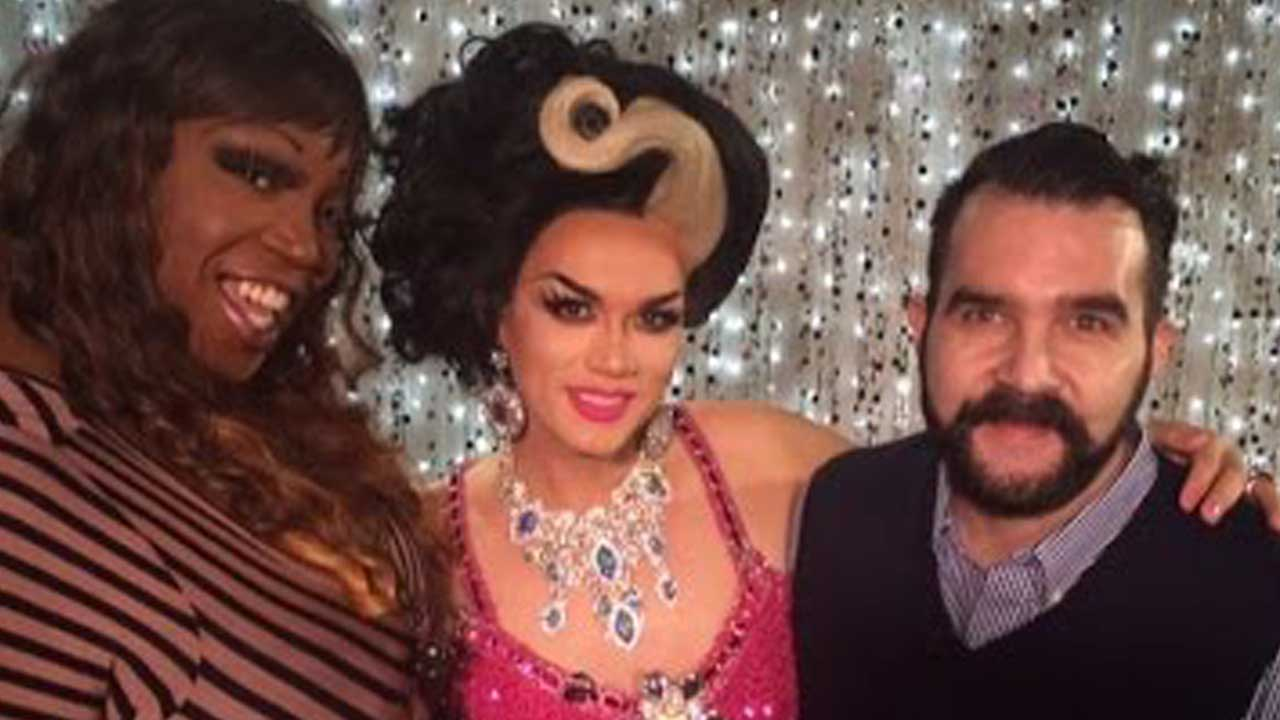 Jonny McGovern's Hey Qween! with Manila Luzon