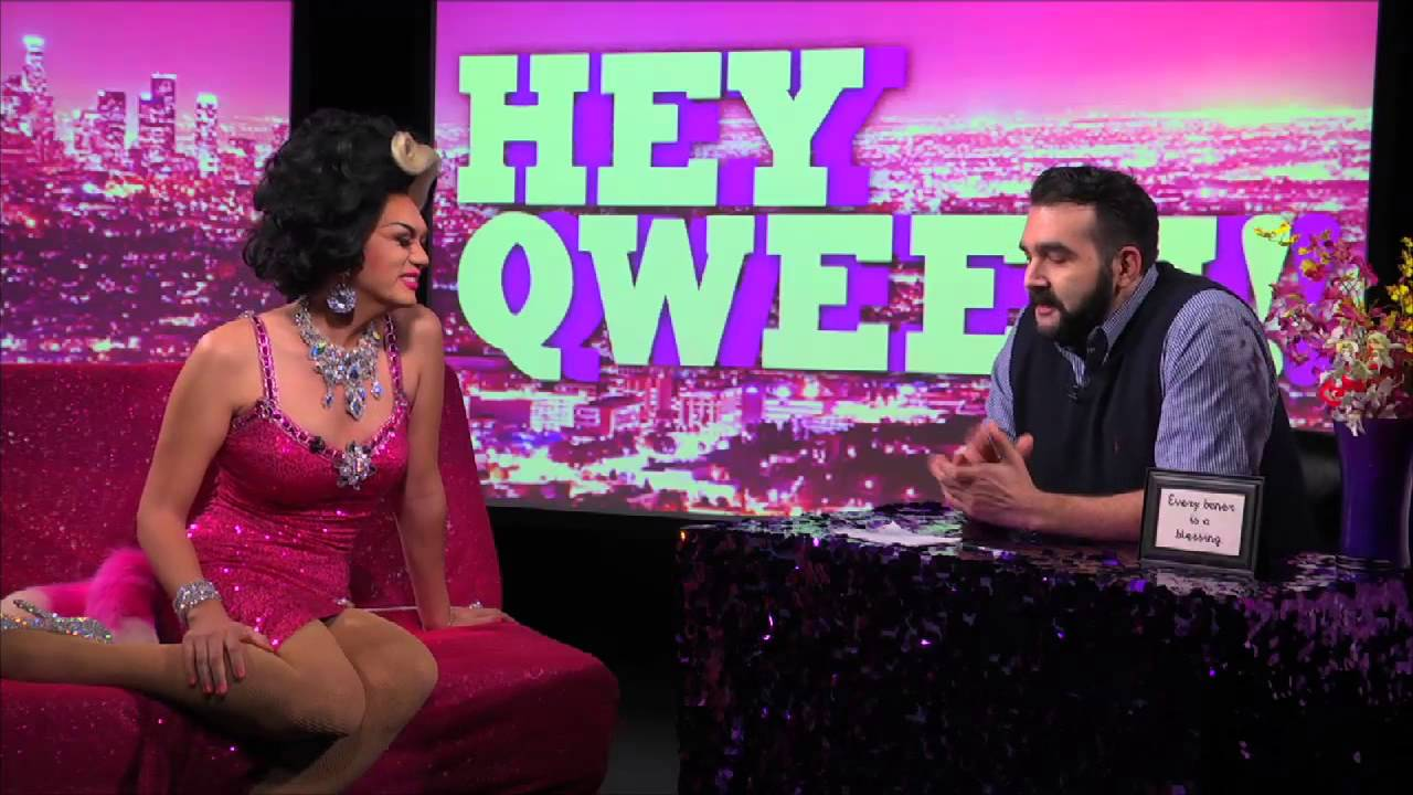 Hey Qween! BONUS: Manilla Luzon Talks About The Heathers