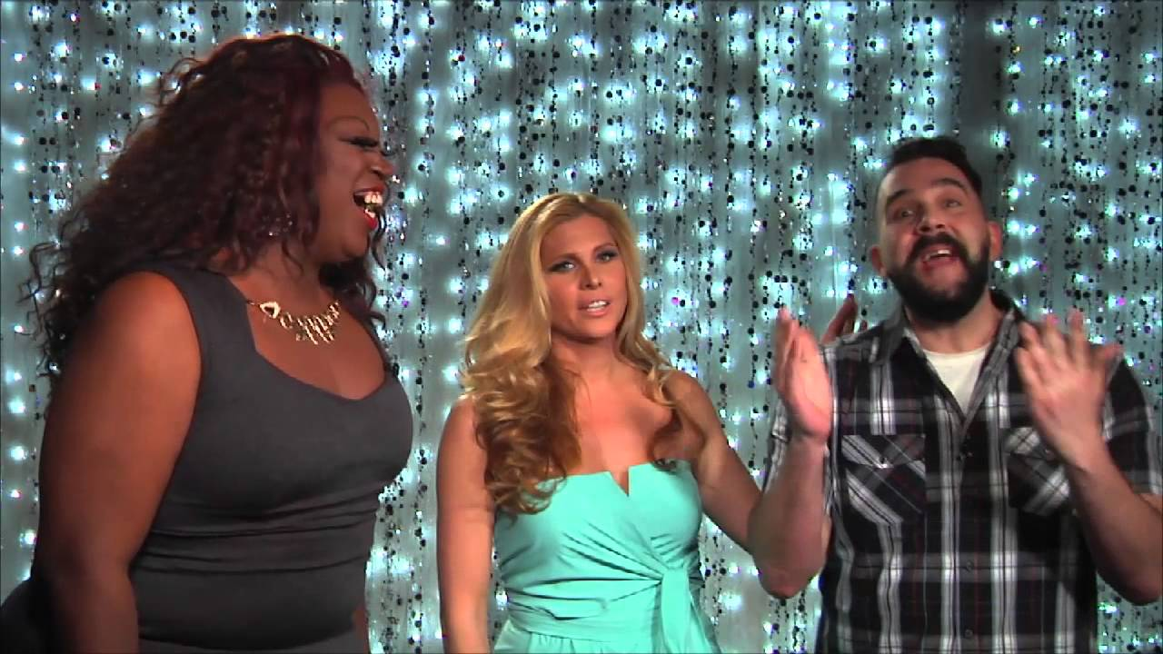 Candis Cayne on Jonny McGovern's Hey Qween!