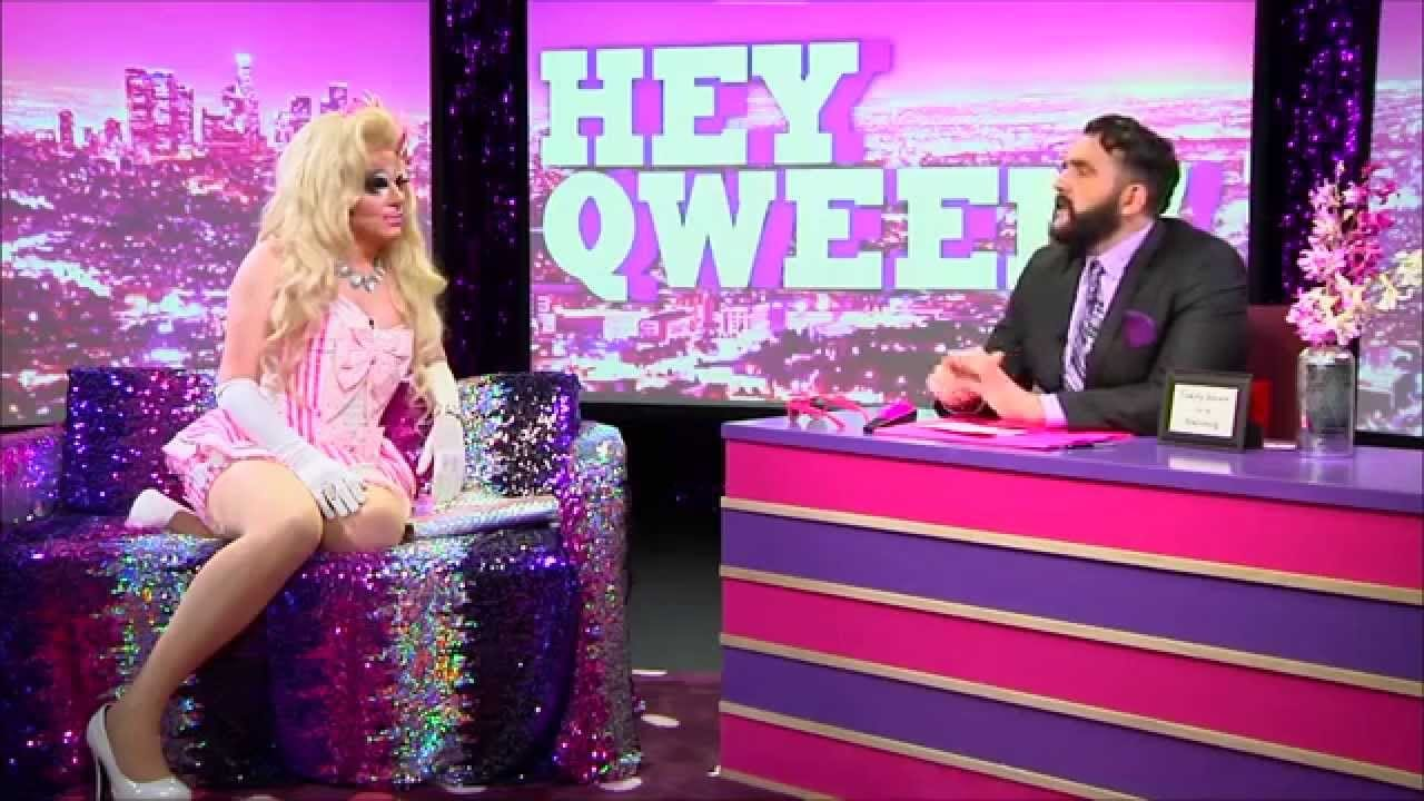 Hey Qween! BONUS: Trixie Mattel's Boyfriend Revealed!