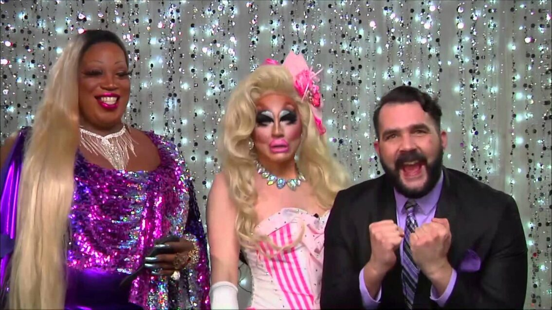 Trixie Mattel on Hey Qween with Jonny McGovern! PROMO