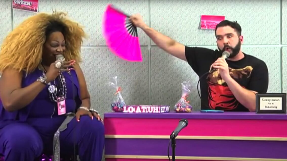 Hey Qween! Live From RuPaul's DragCon