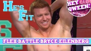 He's Fit! EXTENDED FLEX BATTLE with The Pit Crew's Bryce Eilenberg Photo
