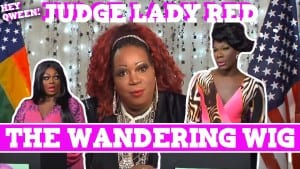 Judge Lady Red: Shade or No Shade Episode 1: The Case Of The Wandering Wig Photo
