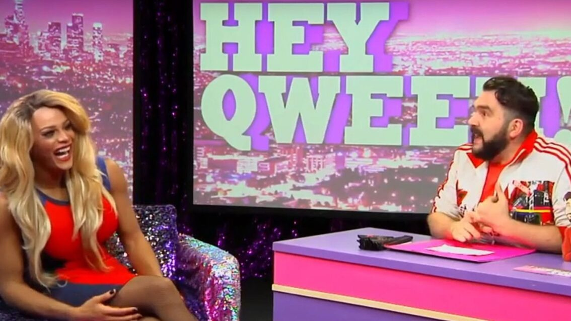 Tyra Sanchez On Hey Qween With Jonny McGovern