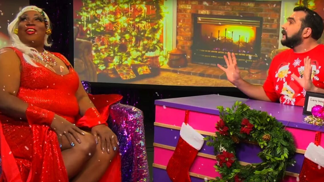 Hey Qween! Holiday Highlight: Let it Snow