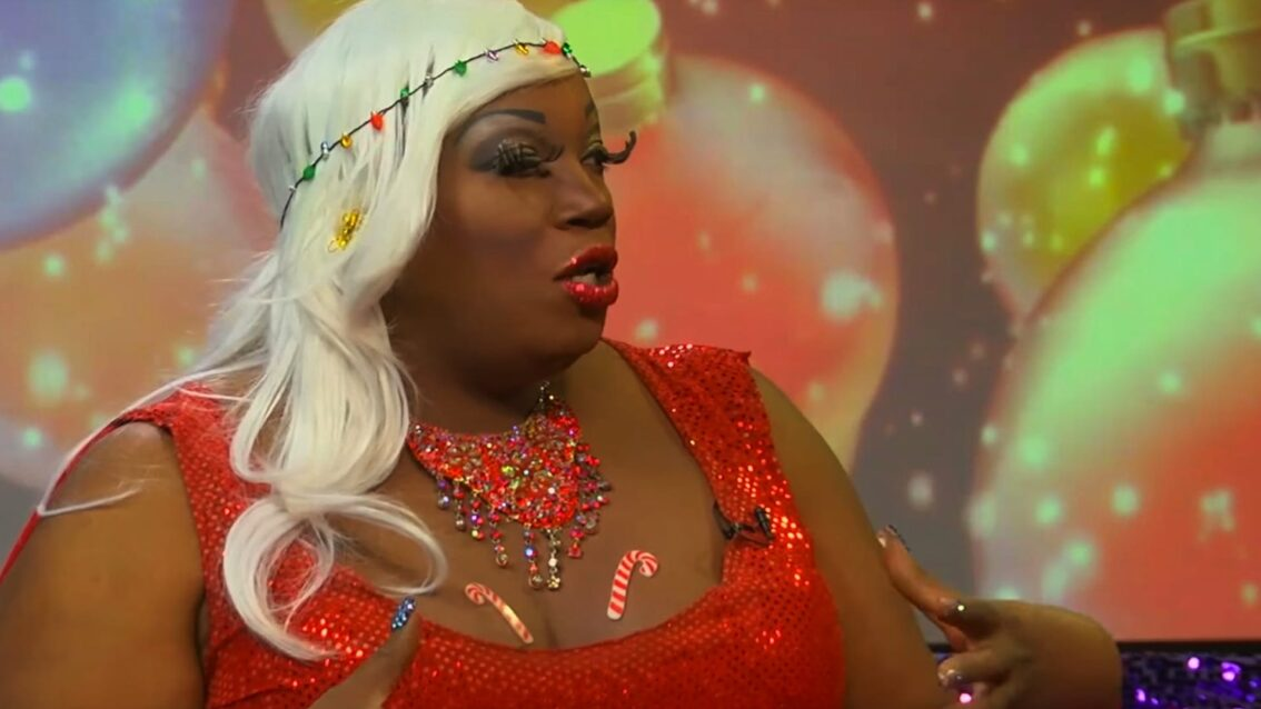 Hey Qween! Holiday BONUS: Lady Red Explains Kwanzaa