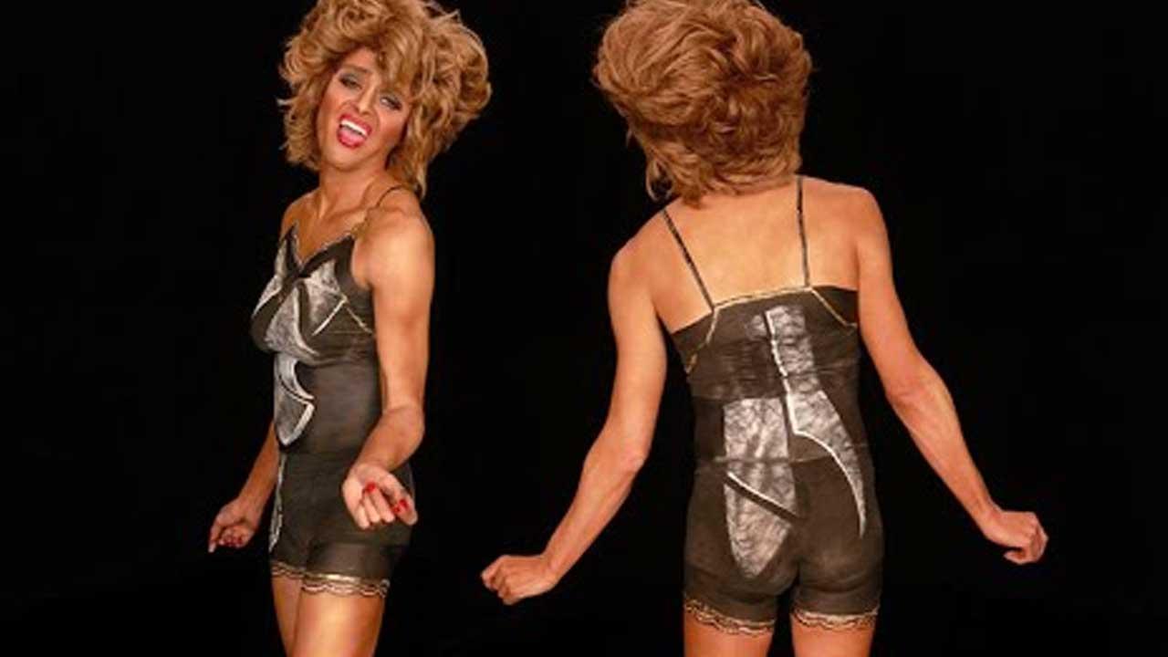 Hey Qween! BONUS!: Tammie Brown's Tina Turner Inspiration