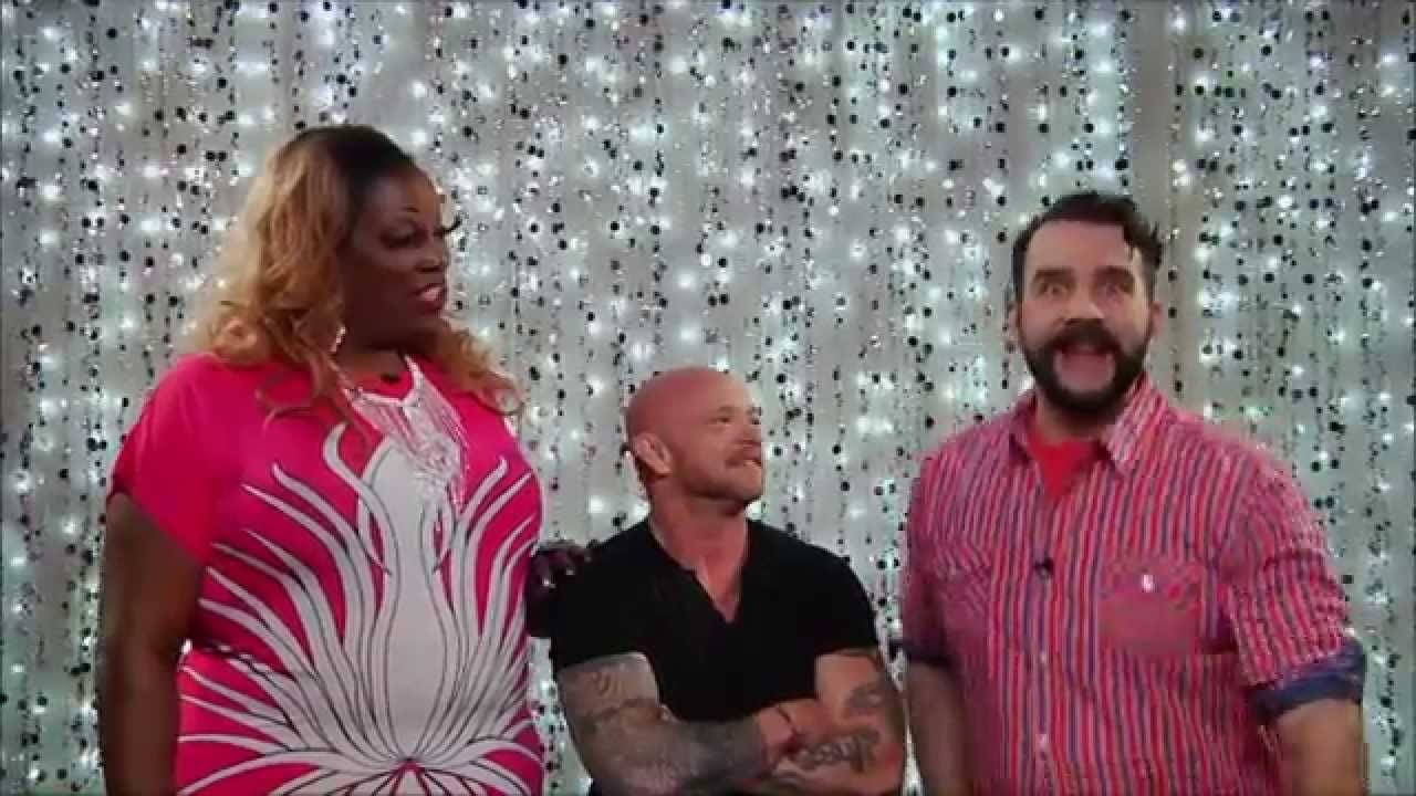 Buck Angel on Hey Qween! with Jonny McGovern PROMO
