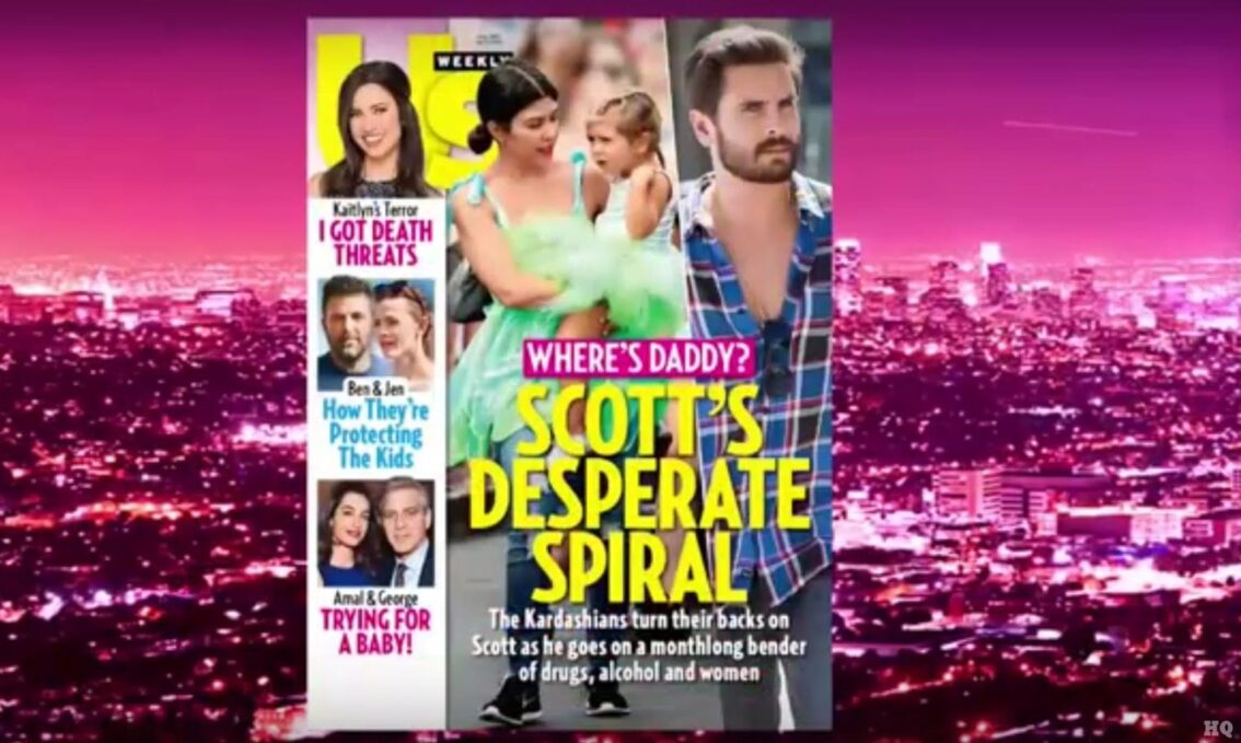 Extra HOT T: Scott Disick's DESPERATE Spiral