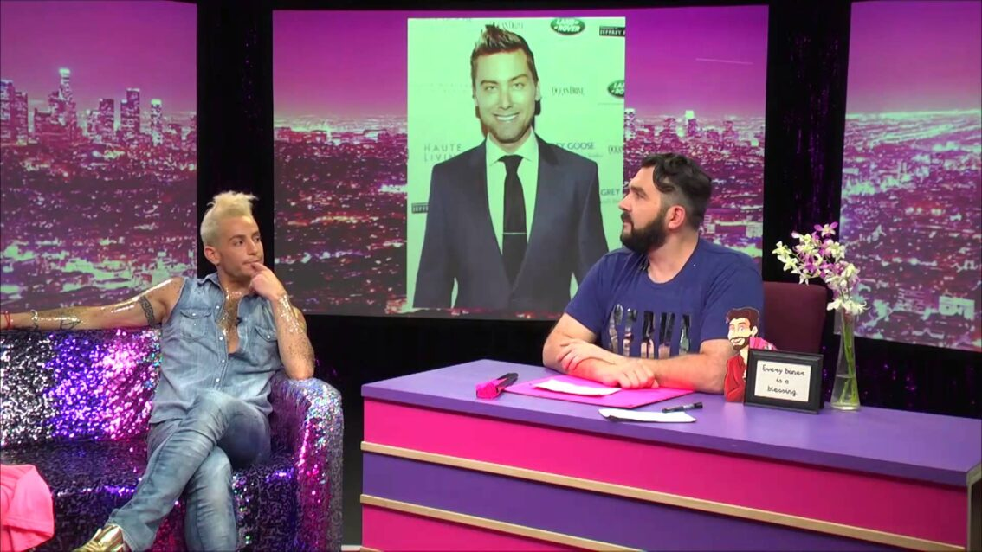 Frankie Grande: Look at Huh SUPERSIZED Part 2