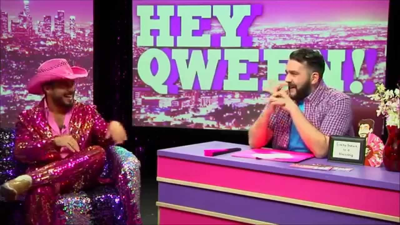 Hey Qween! BONUS: AB Soto's Banji Power!