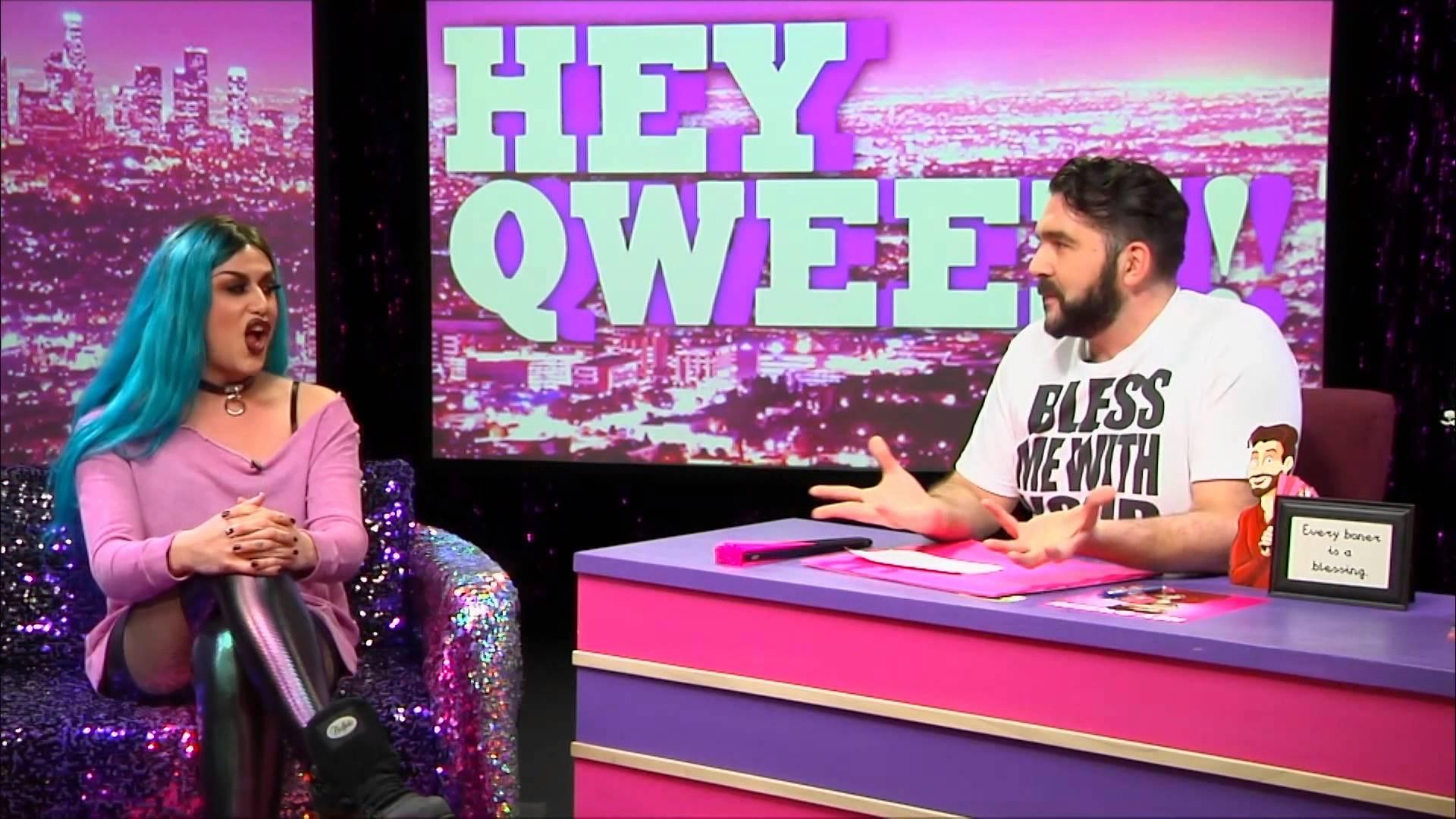 Hey Qween! BONUS: Adore Delano On Her Musical Process