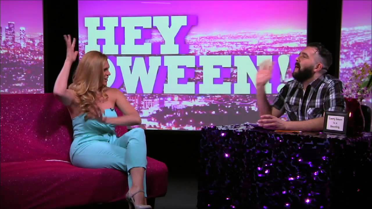 Hey Qween! BONUS: Candis Cayne On Choreographing For TO WONG FOO