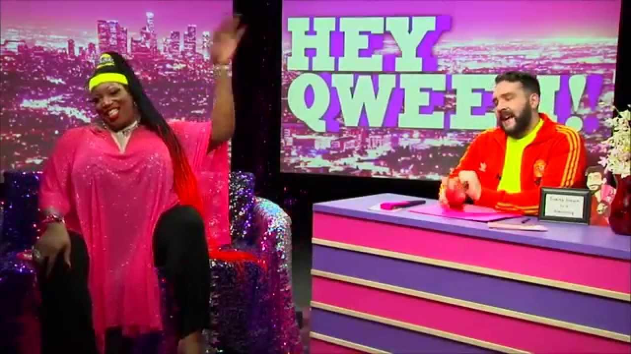Hey Qween! BONUS: Jonny & Lady Red Love Showgirls at Micky's Weho