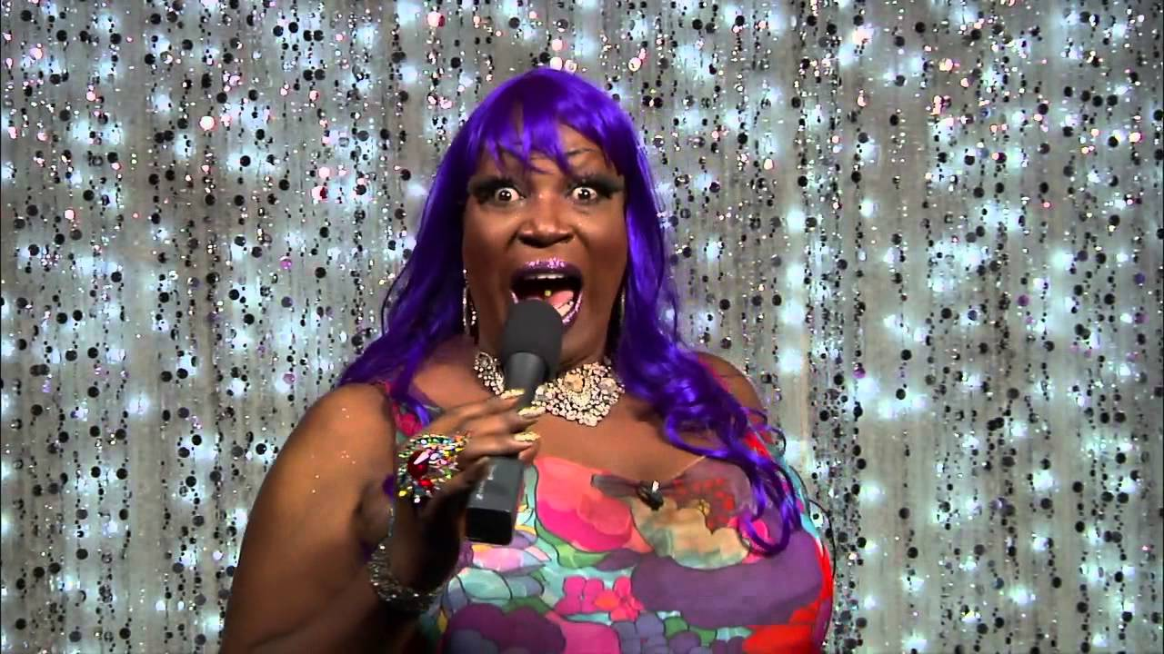 "Hey Qween BONUS!: Lady Red Couture Sings ""Rich White Woman"""