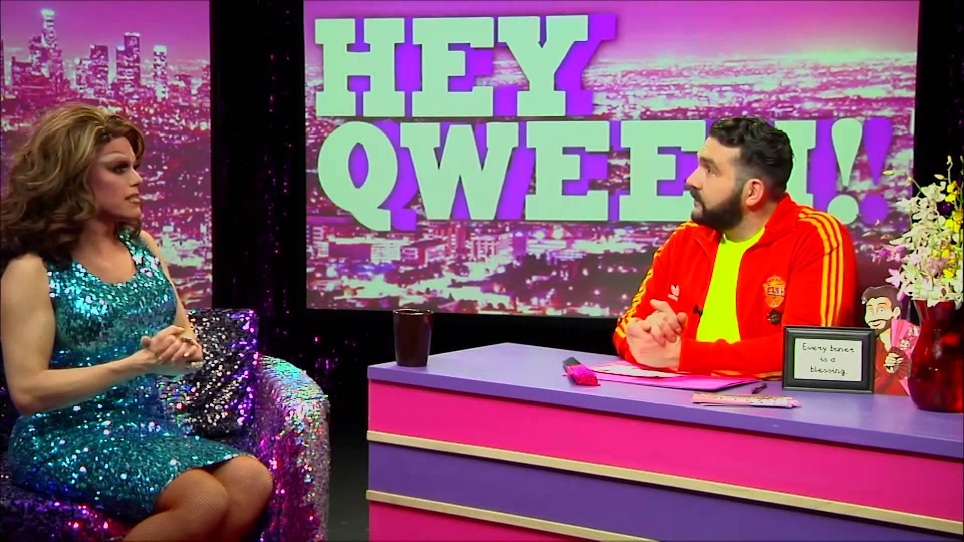 Hey Qween! BONUS: Morgan McMichaels is The Scottish Scandal