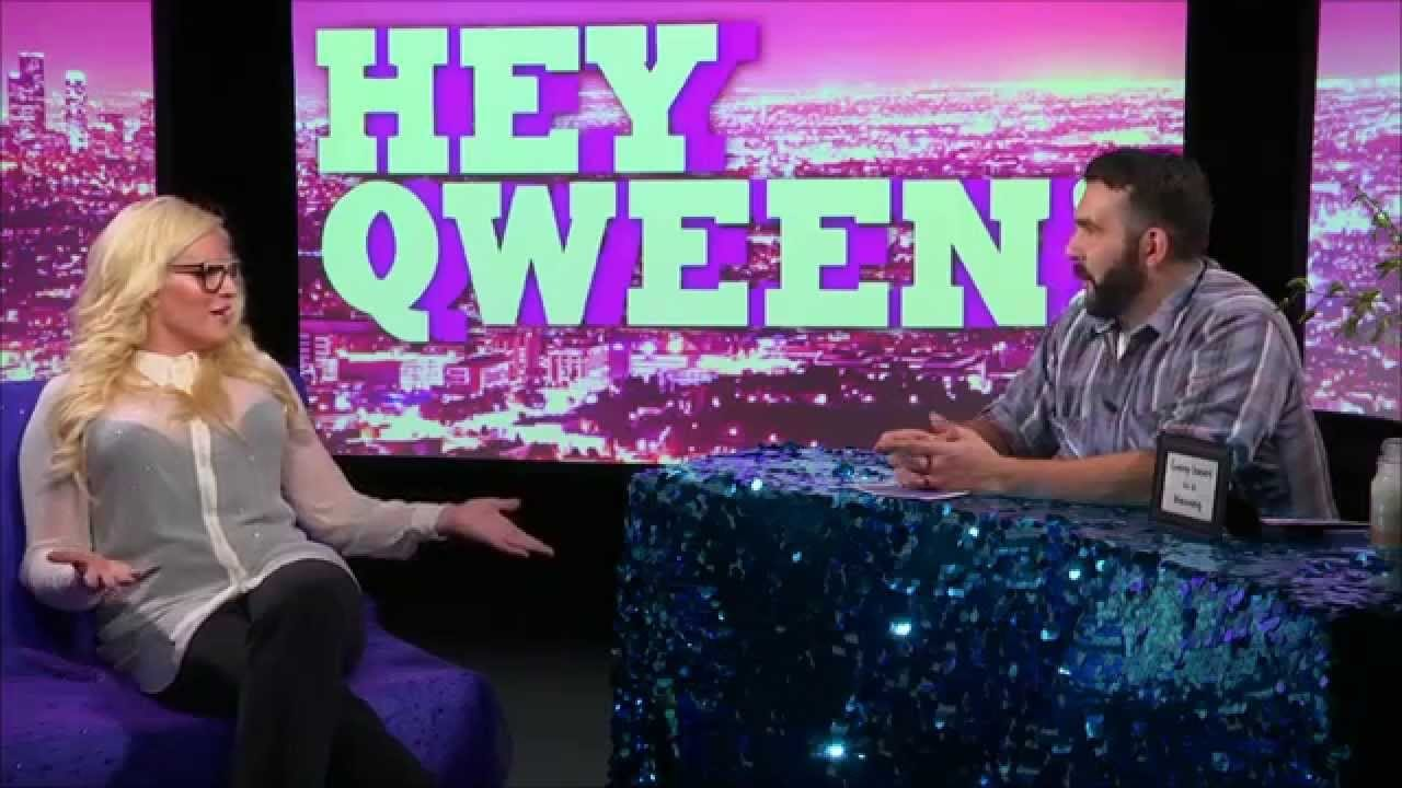 Hey Qween! BONUS: Our Lady J Spills The Tea on Lady Gaga & Daniel Radcliffe