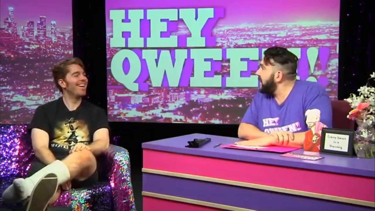 Hey Qween! BONUS: Shane Dawson's Secret Sextape?