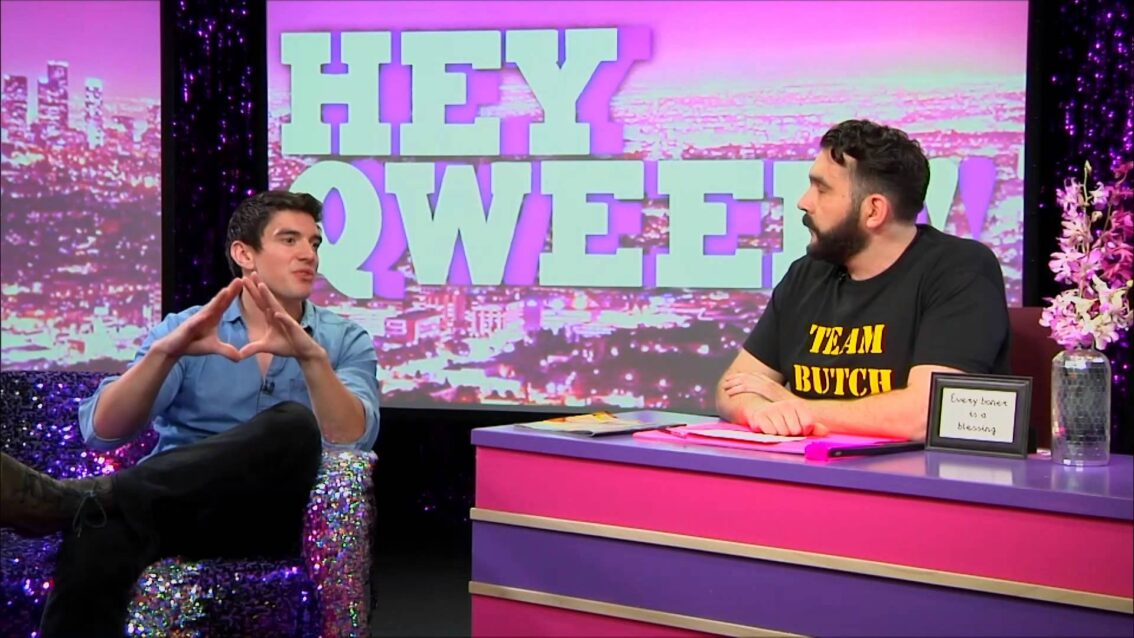 Hey Qween! BONUS: Steve Grand's Musical Process