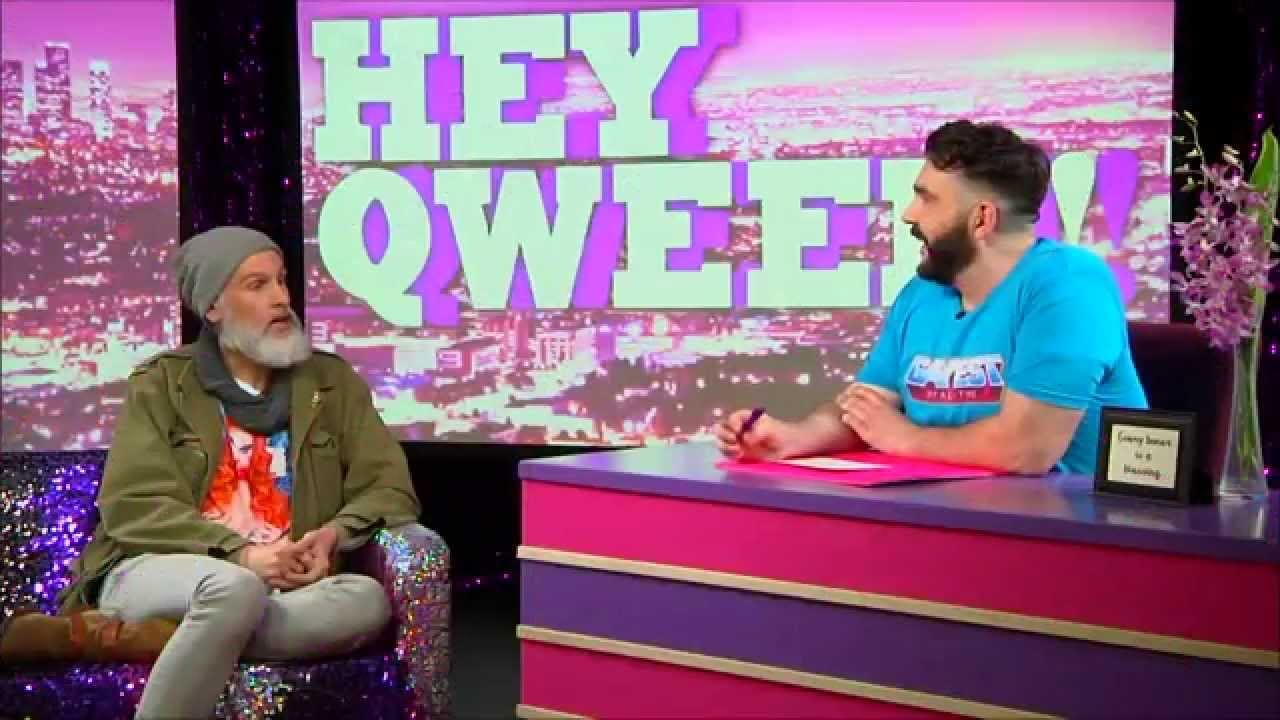 Hey Qween! BONUS: When Mathu Andersen Met RuPaul
