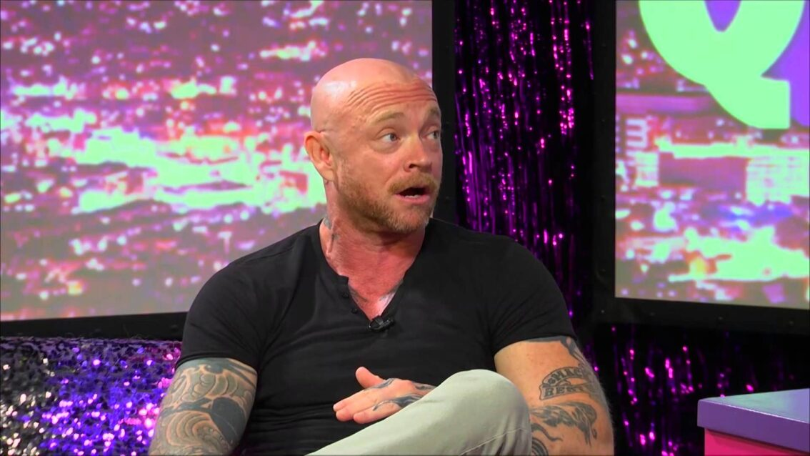 Hey Qween! HIGHLIGHT with Buck Angel: A Man With A Pussy Walks Into A Gyno's Office…