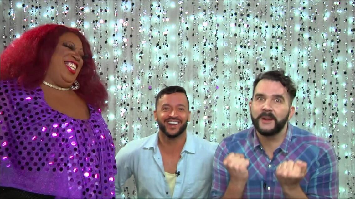 Jai Rodriguez on Hey Qween with Jonny McGovern PROMO