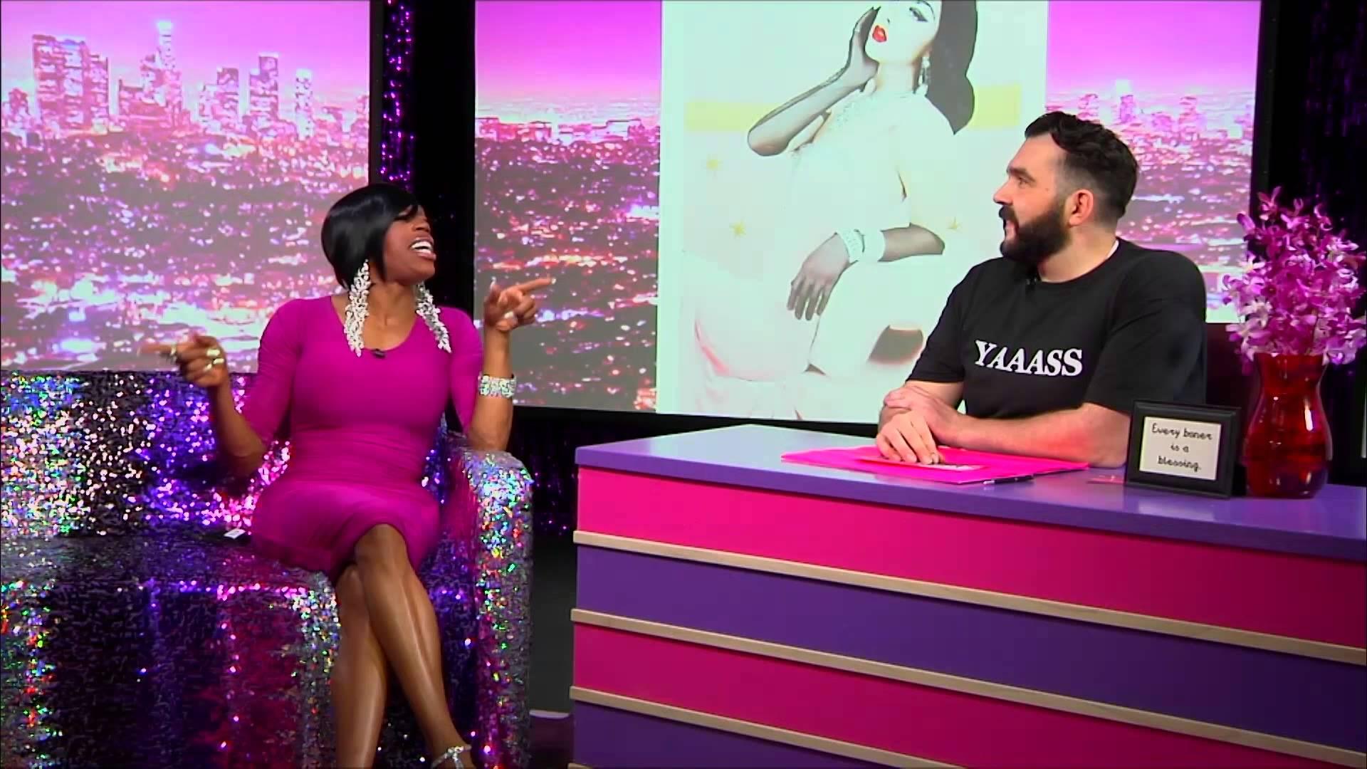 Jasmine Masters: Look at Huh on Hey Qween with Jonny McGovern