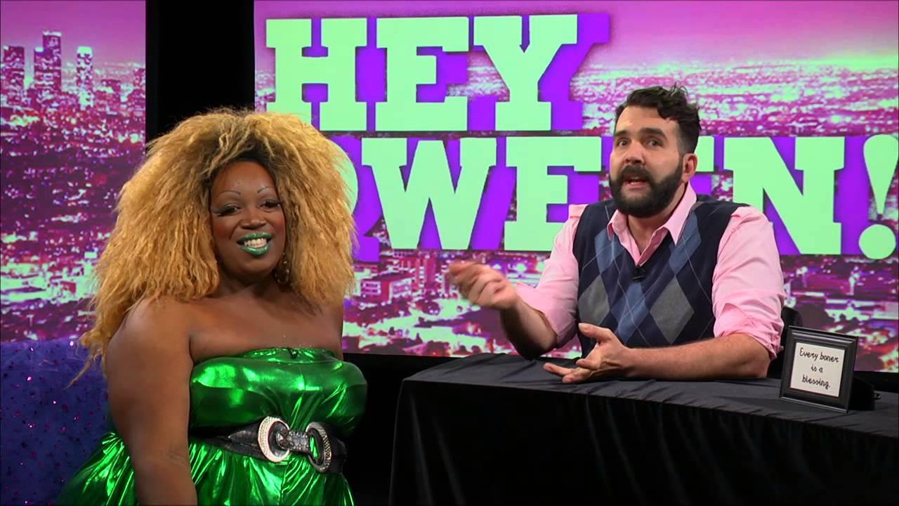 """Jonny McGovern's """"Hey Qween!"""" Talk Show Teaser"""