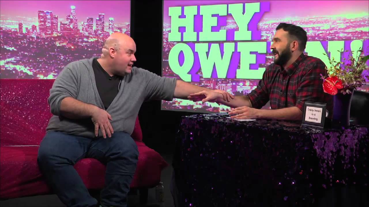Jonny McGovern's Hey Qween! with Guy Branum