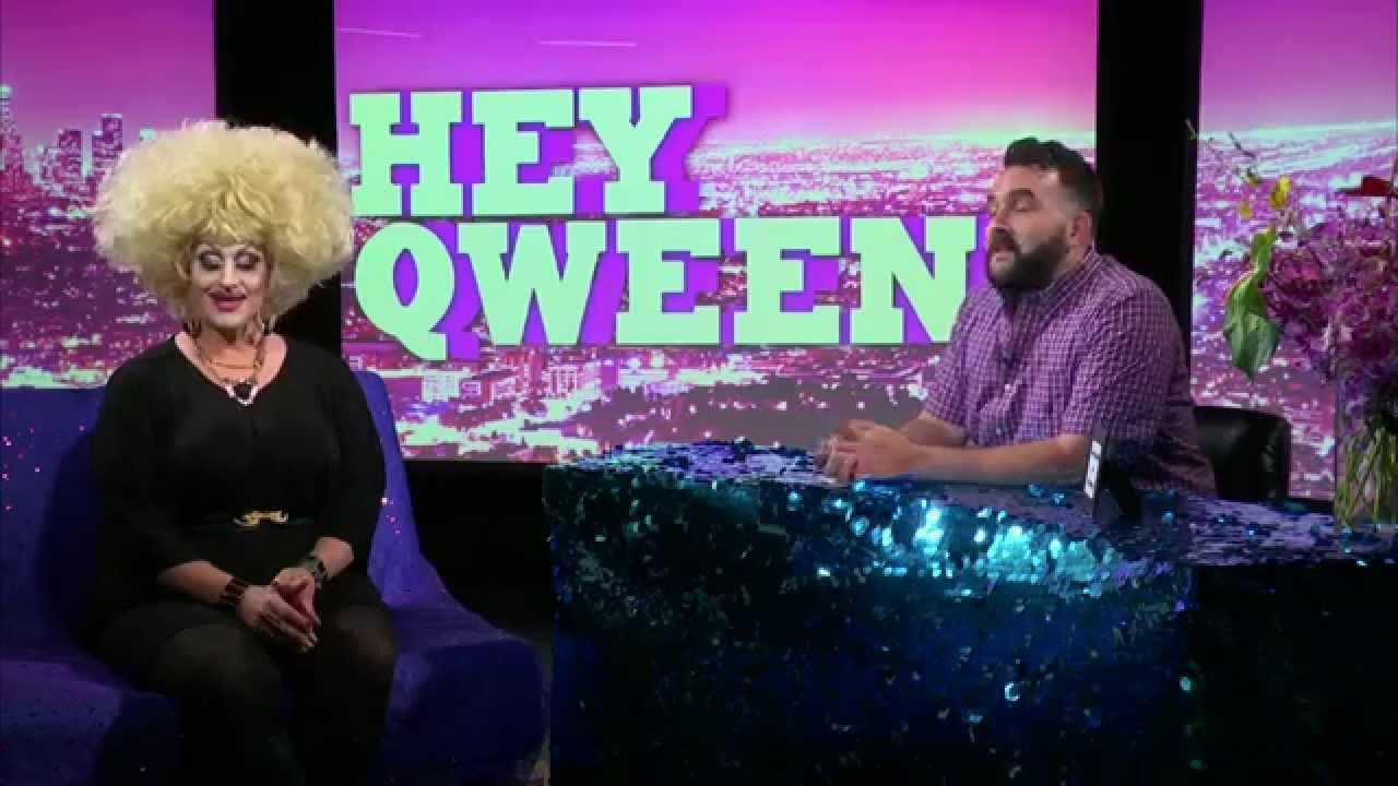 Jonny McGovern's Hey Qween! with Jackie Beat