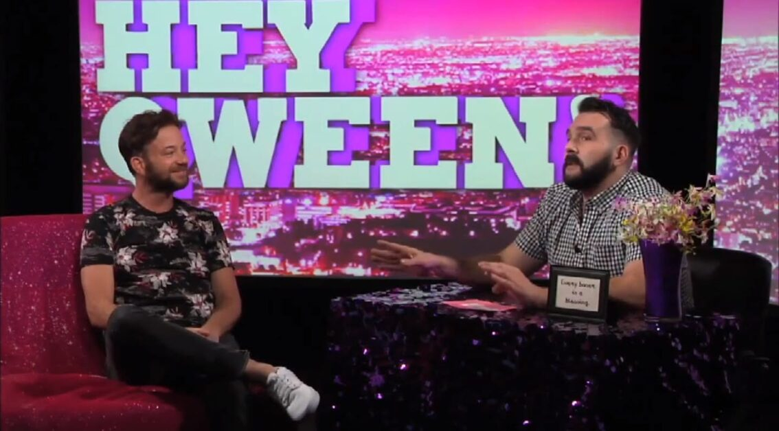 Jonny McGovern's Hey Qween with Sam Pancake