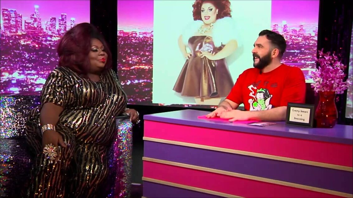 Latrice Royale: Look at Huh on Hey Qween with Jonny McGovern