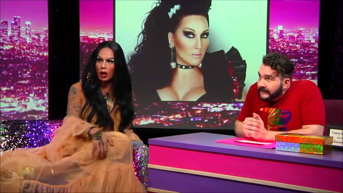 Look at Huh SUPERSIZED Pt 1 With Rupaul's Drag Race Winner Raja