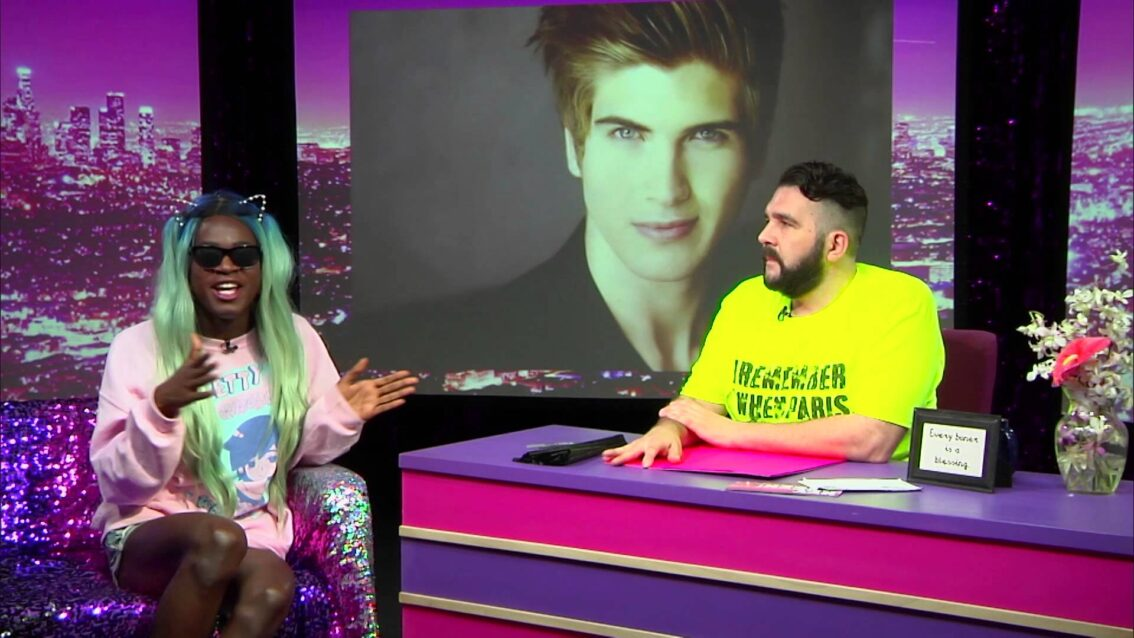 Miles Jai on Hey Qween with Jonny McGovern: Look at Huh SUPERSIZED Pt 1