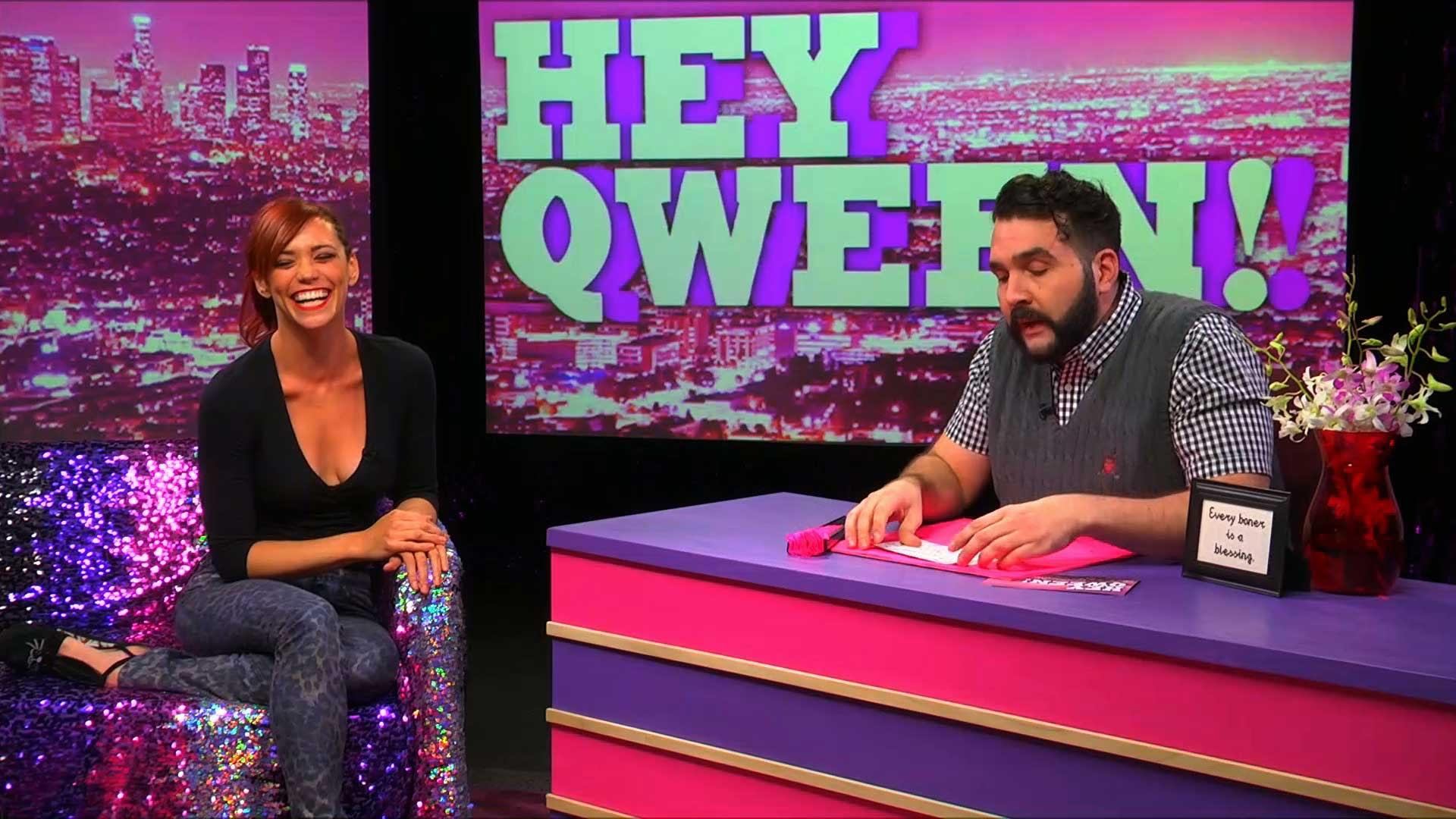 Pussycat Doll Jessica Sutta on Hey Qween with Jonny McGovern