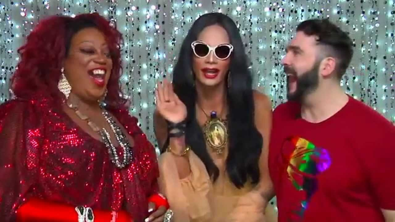 Raja on Hey Qween! PROMO