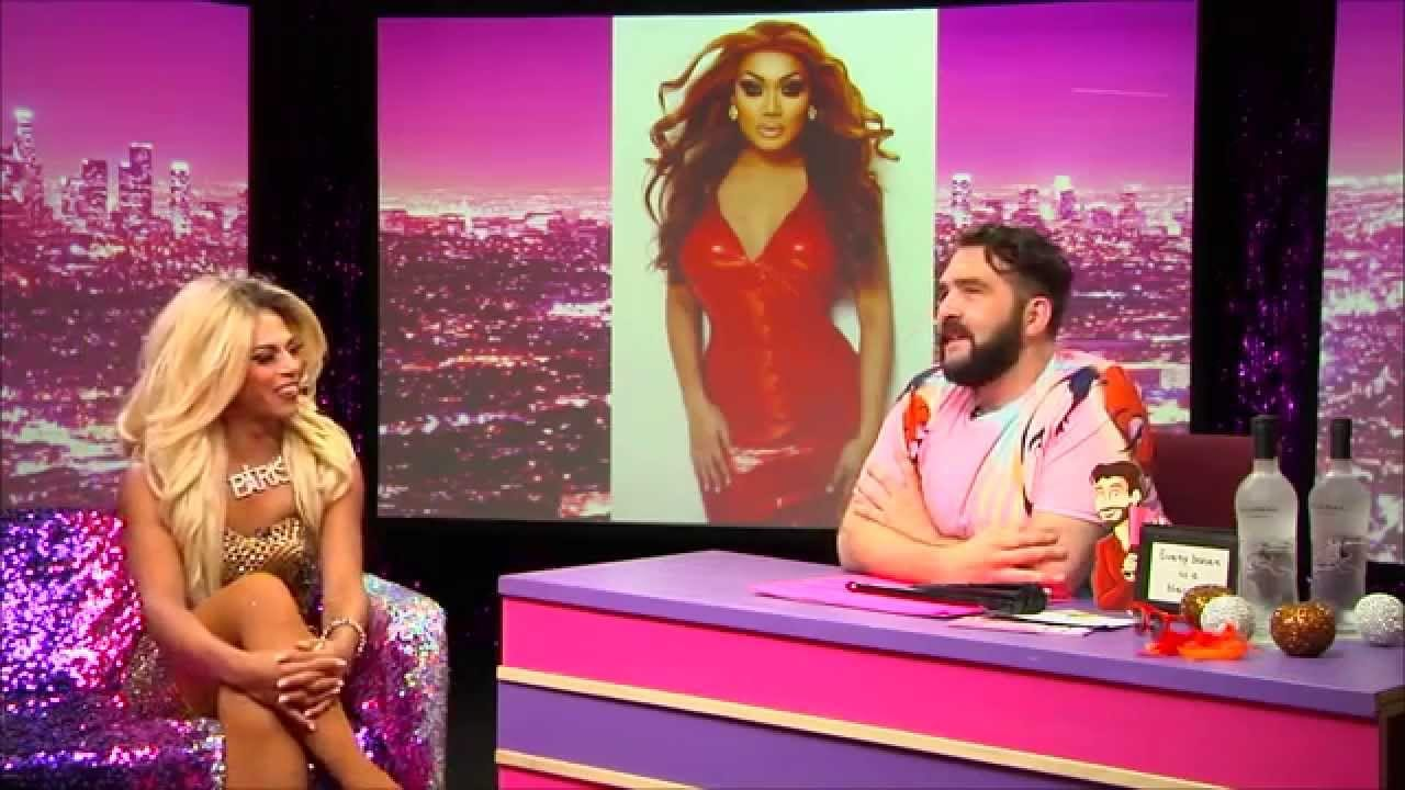 Rupaul Drag Race Star Shangela: Look at Huh SUPERSIZED PT 1