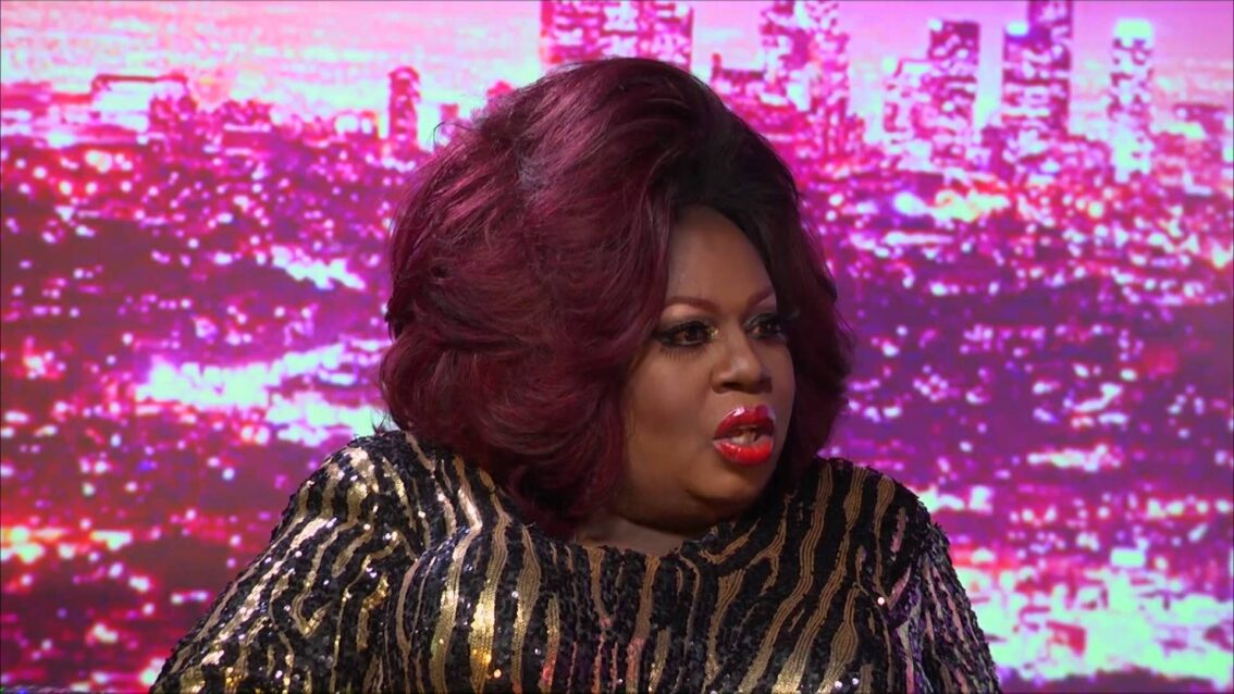 RuPaul's Drag Race Star Latrice Royale On Hey Qween With Jonny McGovern
