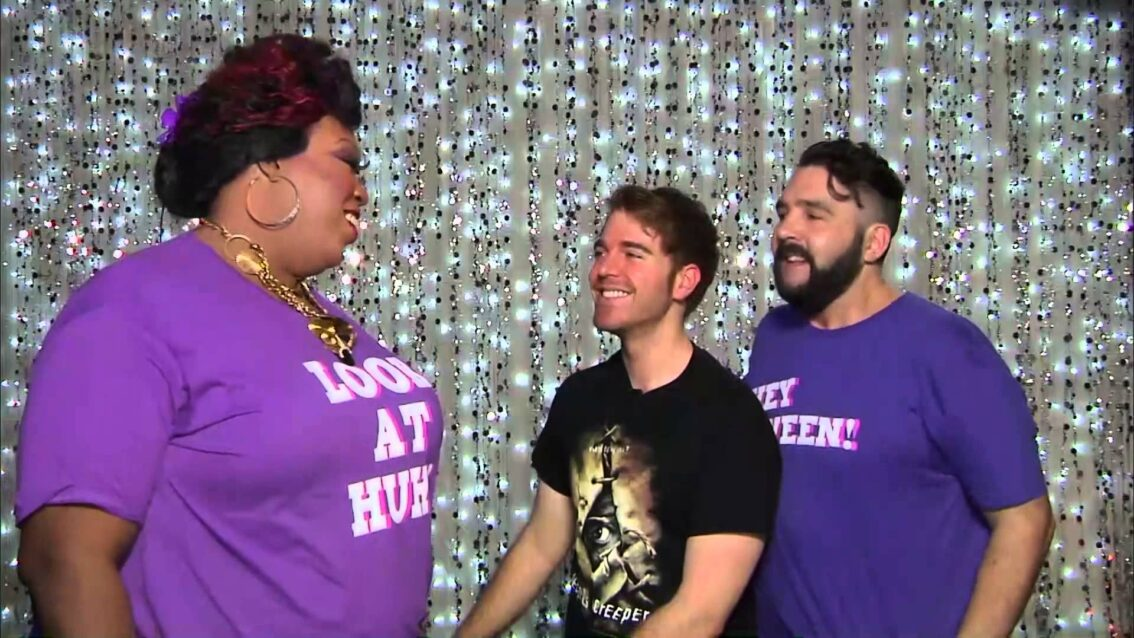 Shane Dawson on Hey Qween with Jonny McGovern PROMO