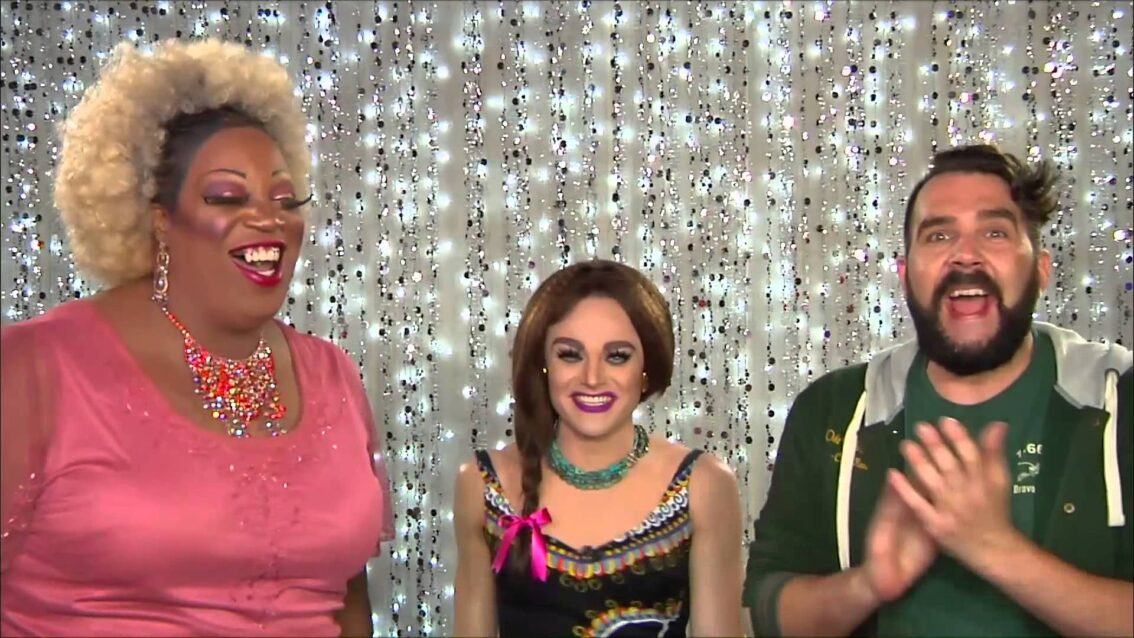 Tammie Brown on Hey Qween! PROMO
