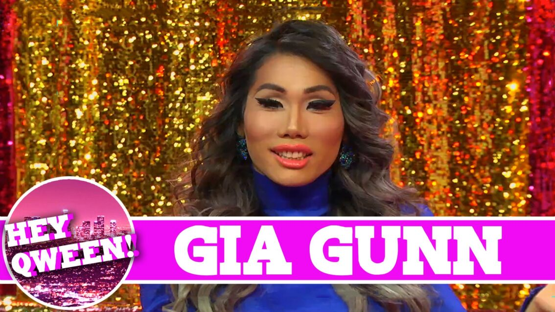 Gia Gunn on Hey Qween with Jonny McGovern!