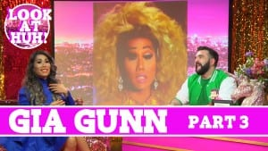 Gia Gunn: Look at Huh SUPERSIZED Pt 3 on Hey Qween! with Jonny McGovern Photo