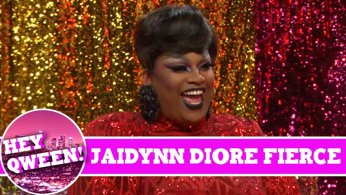 Jaidynn Diore Fierce on Hey Qween with Jonny McGovern!