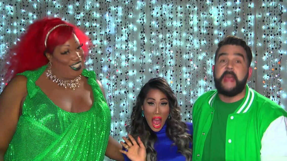Gia Gunn on Hey Qween with Jonny McGovern! Promo!
