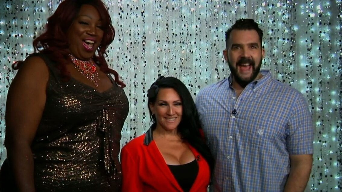 Michelle Visage On Hey Qween!