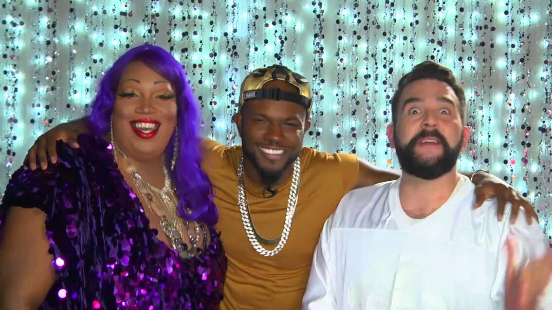 Milan Christopher on Hey Qween with Jonny McGovern! Promo!